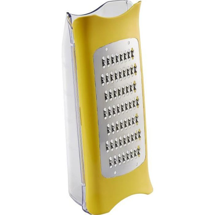 MOULINEX FRESH KITCHEN Râpe a réservoir K0870414 jaune