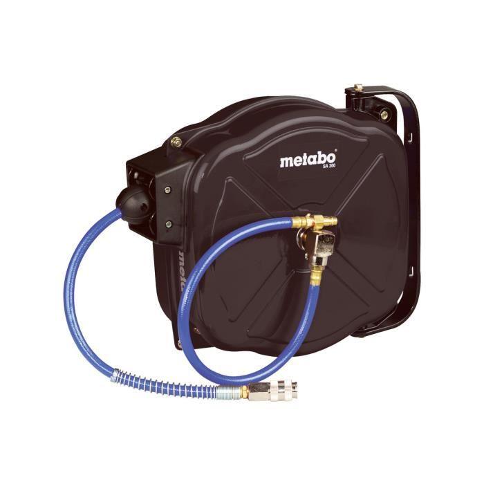 Metabo Enrouleur automatique de tuyau de flexible SA 312
