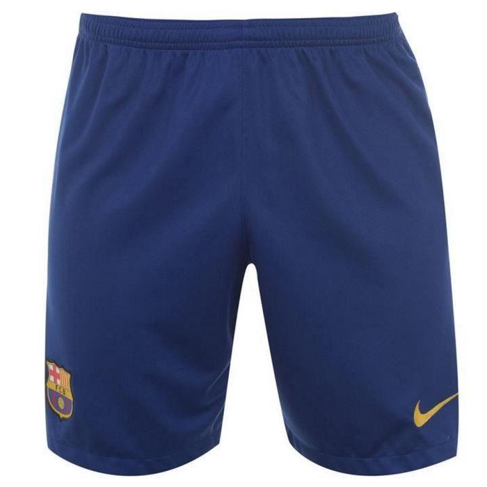 Short Officiel Nike Homme FC Barcelone Domicile Saison 2019-2020