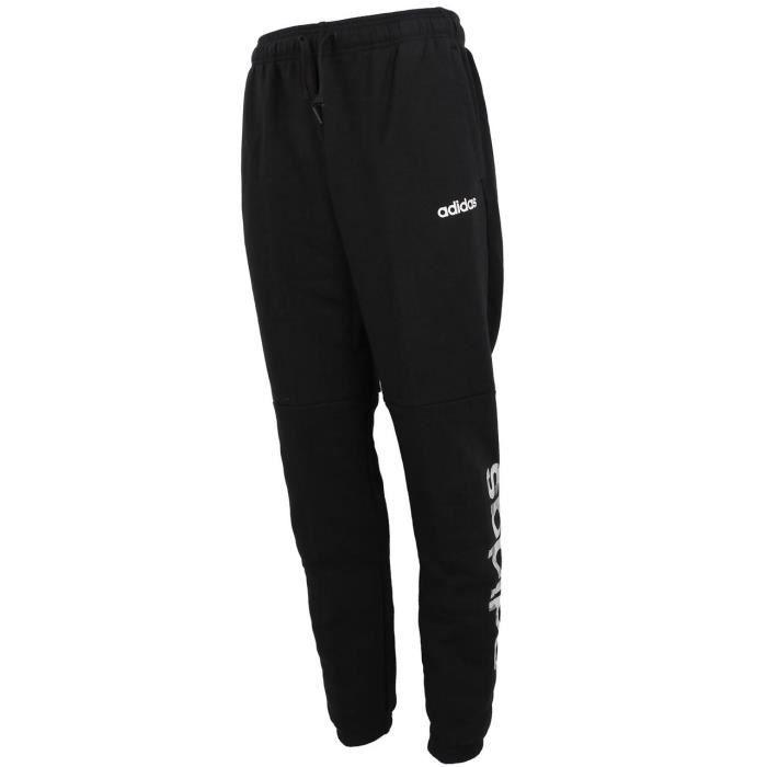 Pantalon de survêtement E camo lin black pant - Adidas