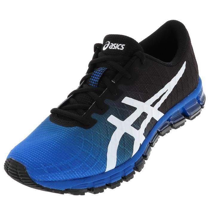 Chaussures running Quantum gel 180.4 blk roy - Asics