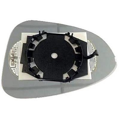 Miroir Glace rétroviseur gauche pour OPEL ZAFIRA TOURER depuis 11/2011, dégivrant, asphérique, Neuf.
