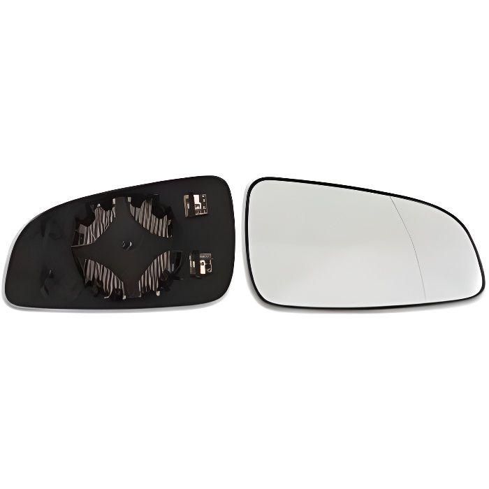 Miroir Glace rétroviseur droite pour OPEL ASTRA H, 2007-2009, dégivrant, Neuf.
