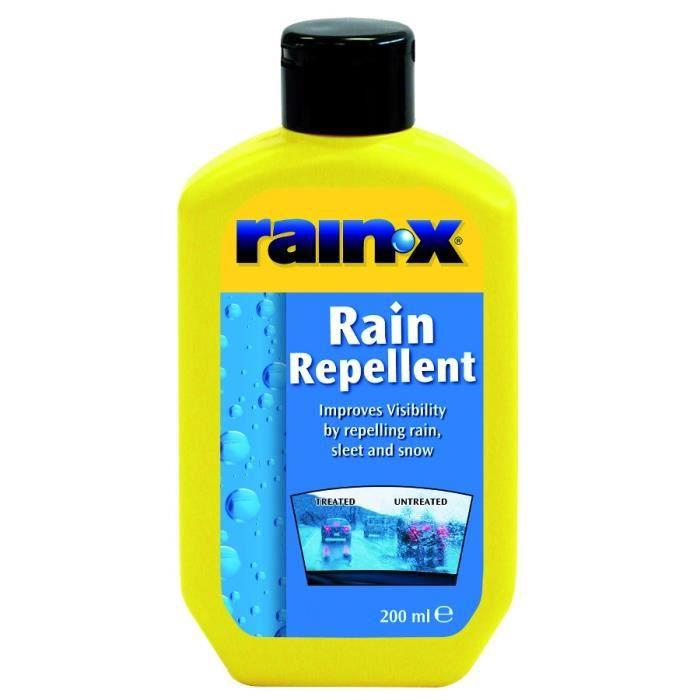 Rain-X chasse-pluie et nettoyant pour vitres