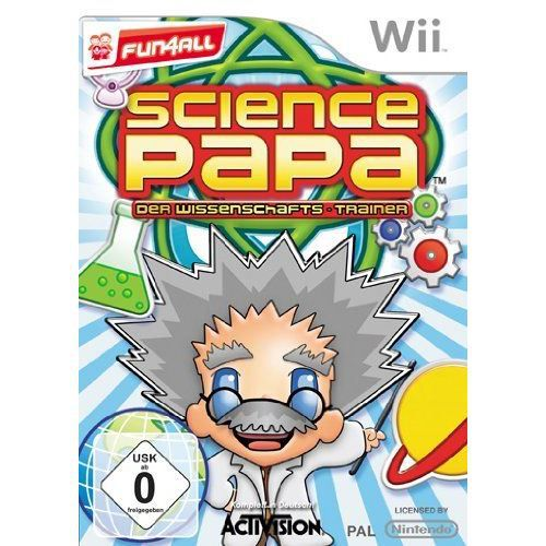 JEUX WII Science Papa [import allemand]