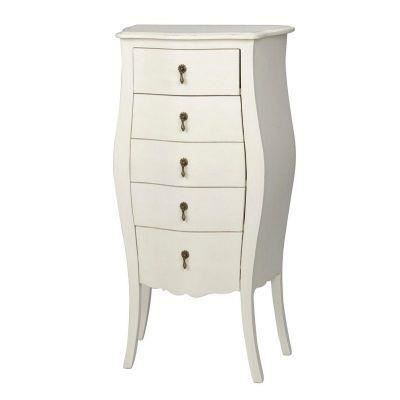 chiffonnier baroque blanc achat vente chiffonnier semainier chiffonnier baroque blanc. Black Bedroom Furniture Sets. Home Design Ideas