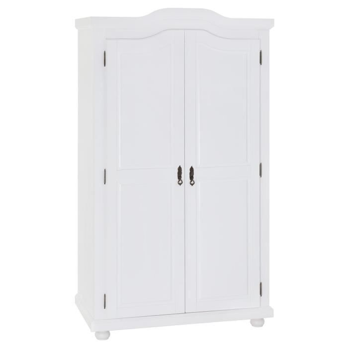 armoire en pin m nchen lasur blanc achat vente armoire de chambre armoire en pin m nchen. Black Bedroom Furniture Sets. Home Design Ideas