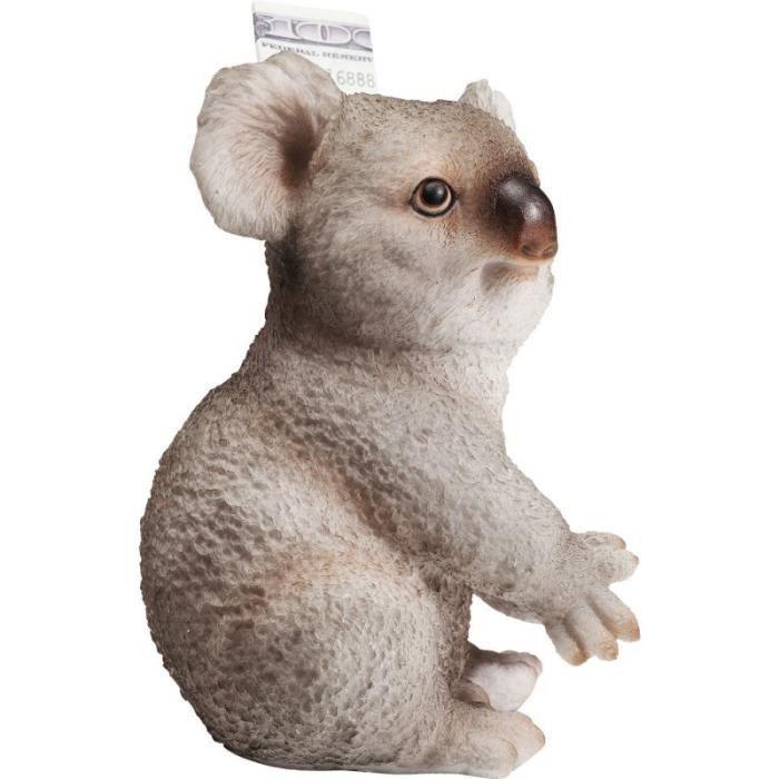 Tirelire Pour Enfantsjungle Koala 20cm Naturel Paris Prix