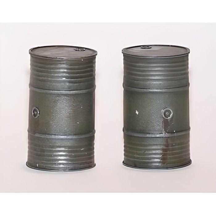 TERRAIN - NATURE Futs metalliques