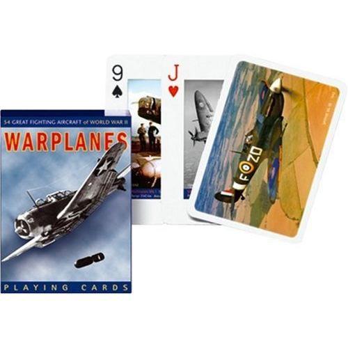 Cartes De Jeu Thème Avion De Guerre Version Cdiscount Jeux Jouets