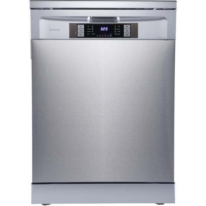 LAVE-VAISSELLE DAEWOO DDW-M1414 - Lave vaisselle posable - 14 cou
