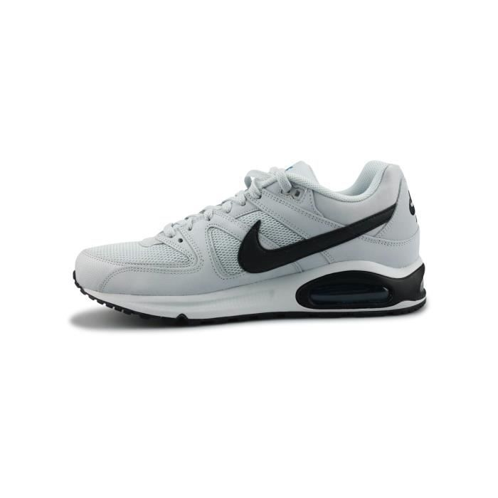 Basket Nike Air Max Command Platine 629993-033