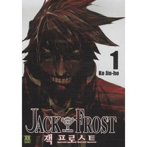 MANGA Jack Frost - Tome 1
