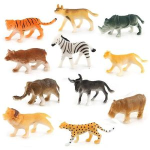Schleich Wild Life Animal-Mix Gibier Animaux Animal Mix Mélange Animaux Jeu personnage 30 cm