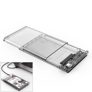 DISQUE DUR EXTERNE 2.5 USB 3 Disque dur externe Boîtier boîtier 2,5 p