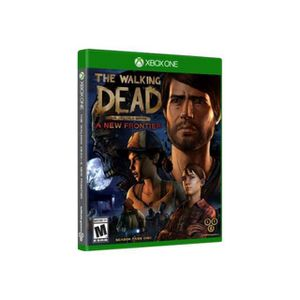 JEU XBOX ONE The Walking Dead The Telltale Series A New Frontie