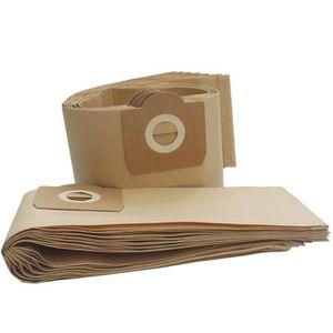 10x Aspirateur Sacs Papier Pour Karcher a2200 à a2299 a2500 à a2599