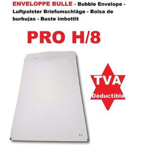 10 ENVELOPPES POCHETTES PLASTIQUE OPAQUE INVIOLABLE Type K 485 x 320 mm
