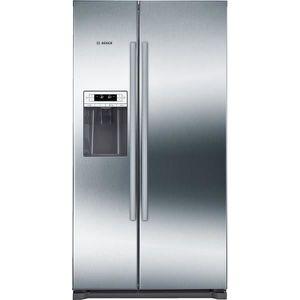 RÉFRIGÉRATEUR AMÉRICAIN BOSCH KAD90VI30 Réfrigérateur américain-533 L (370
