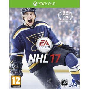 JEU XBOX ONE NHL 17 (Xbox One)