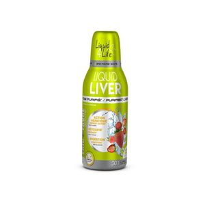 DIGESTION - TRANSIT  Liquid LIVER 500ml Fraise