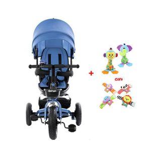 TRICYCLE Tricycle évolutif  2 - 5ans Enfant Bébé Multifonct