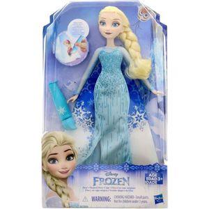 POUPÉE HASBRO La reine des neiges - Poupée Elsa avec cape