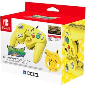 MANETTE JEUX VIDÉO Hori Controller For Nintendo Switch Game Cube GC S
