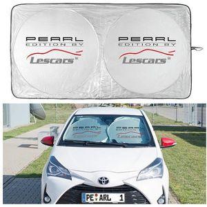 WINOMO Pare-soleil r/éfl/échissant pour voiture en feuille daluminium Pour pare-brise avant ou arri/ère