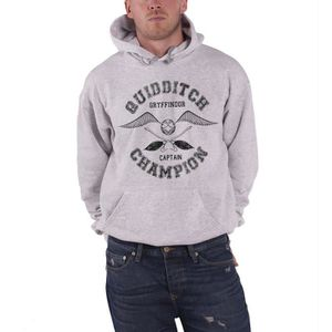 SWEATSHIRT Harry Potter Sweat-shirt à capuche Quidditch Champ