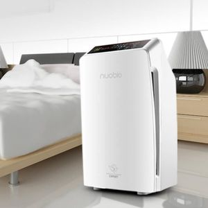 PURIFICATEUR D'AIR Purificateur D'air Nobico J001 Télécommande HEPA 2