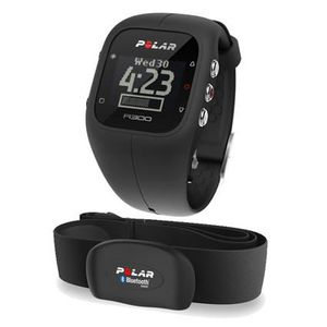 MONTRE OUTDOOR - MONTRE MARINE POLAR Montre Connectée Fitness A300 HR Avec Ceintu