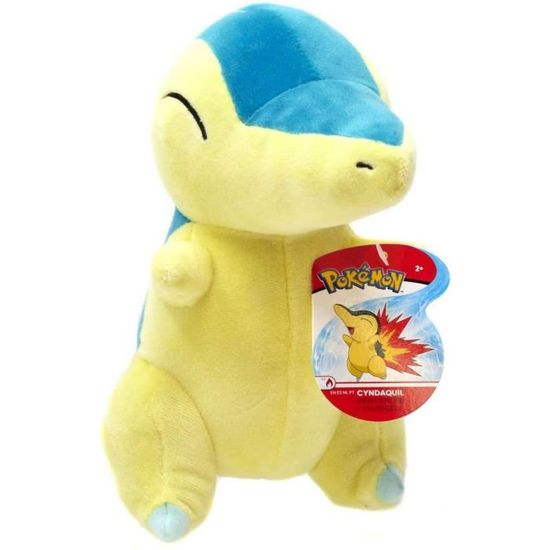 """20 cm Pokémon-Cyndaquil 8/"""" Jouet Doux en Peluche"""