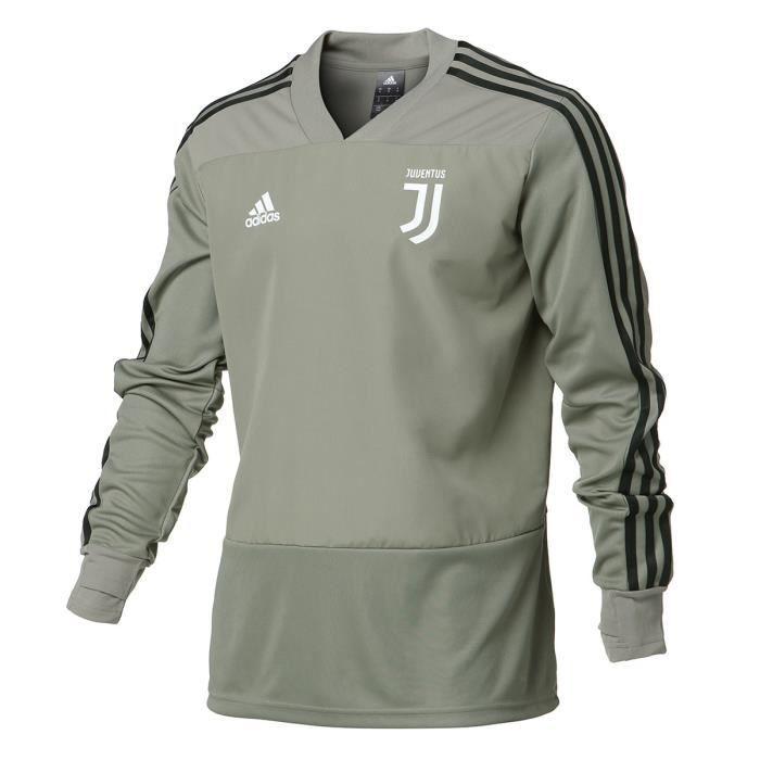 ADIDAS Maillot d'entraînement de football Juventus - Homme - Vert