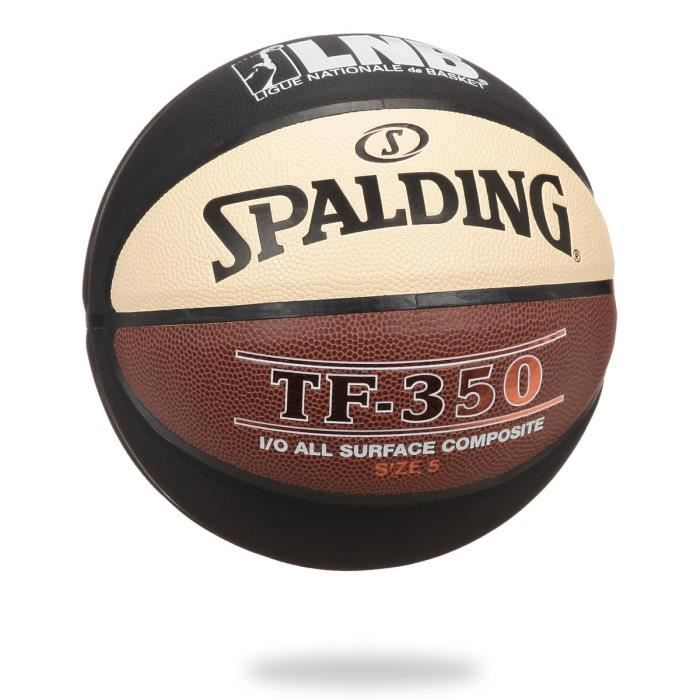 SPALDING Ballon Basket-ball TF 350 LNB In/Out BKT