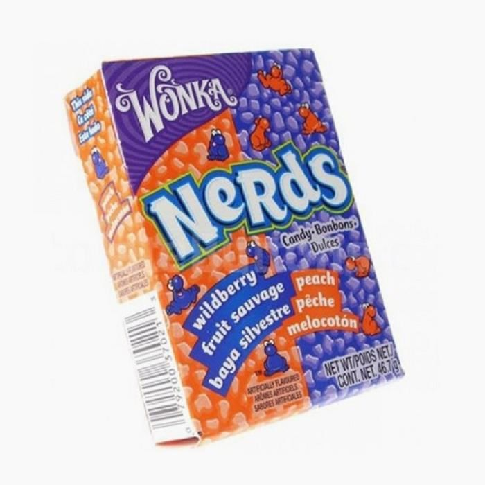 Nerds Pêche Baies Sauvages