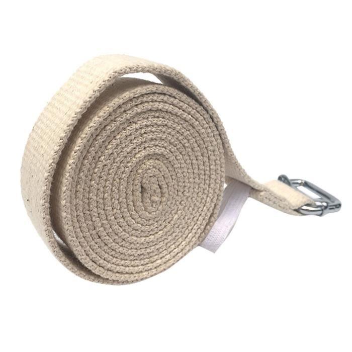 300 CM anneau réglable taille de gymnastique sport yoga sangle extensible jambe ceinture de remise en forme PACK PRODUITS DE