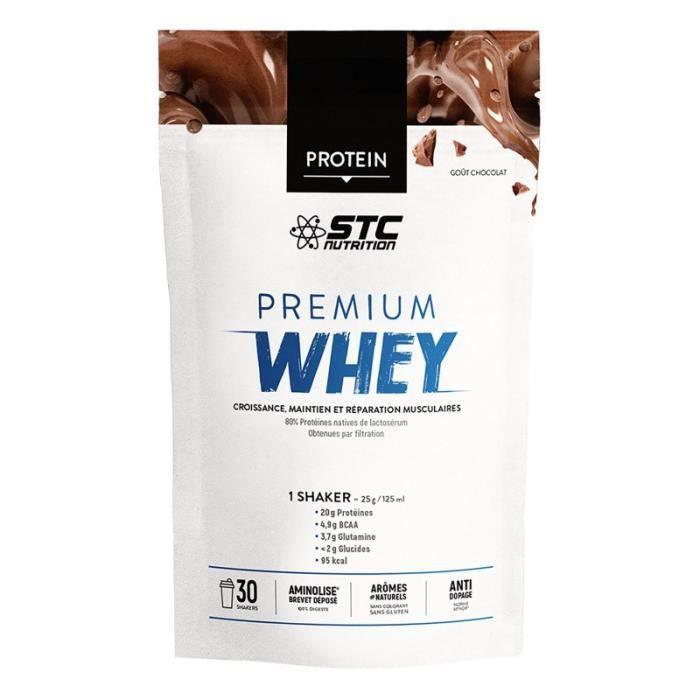 STC Nutrition Whey Contruction & Récupération 750 g