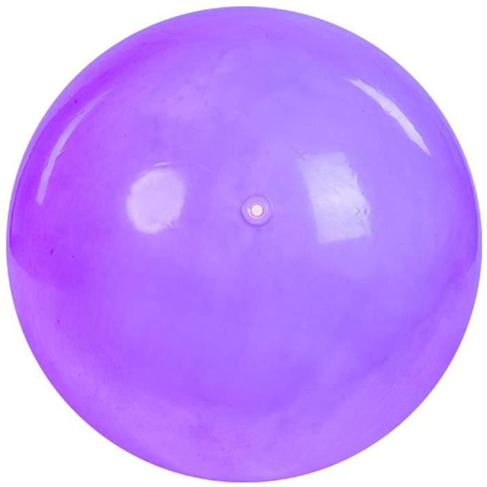 GYM BALL N Petit Ballon de Gym Balles dexercice Ballon de Gym Ballon de Yoga AntiEacuteclatement 65Cm Boule de Stabiliteacute de1192
