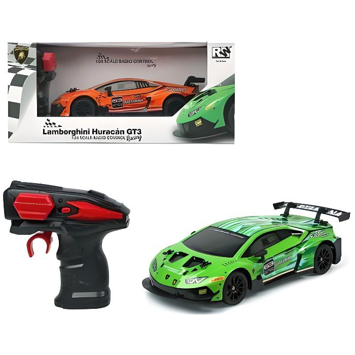 Voiture Télécommandée Lamborghini 118415 - BigBuy Fun