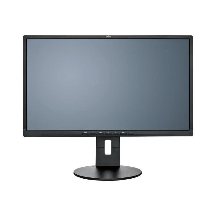 FUJITSU Moniteur LCD B24-8 TS Pro 60,5 cm (23,8-) Full HD WLED - 16:9 - Noir mat - Résolution 1920x1080 - 16,7 Millions de couleurs