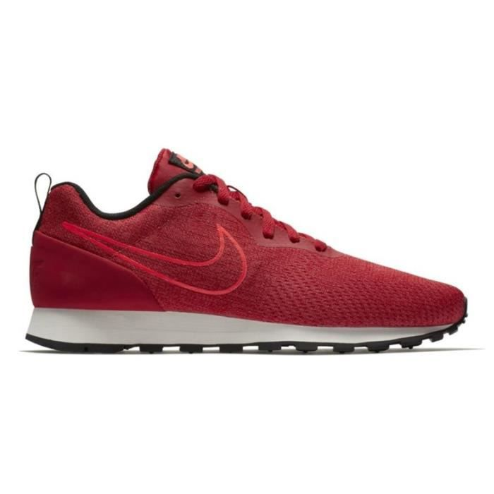 MD Runner 2 Eng Mesh Mens Running Shoes - Gym Red