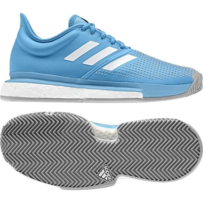 Chaussures de tennis adidas SoleCourt Boost Clay