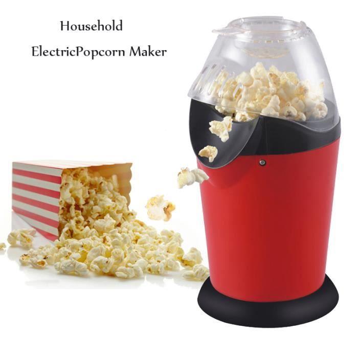 Maïs Popper d'air chaud de fabricants de pop-corn des ménages 220v approprié à DIY Popcorn électrique
