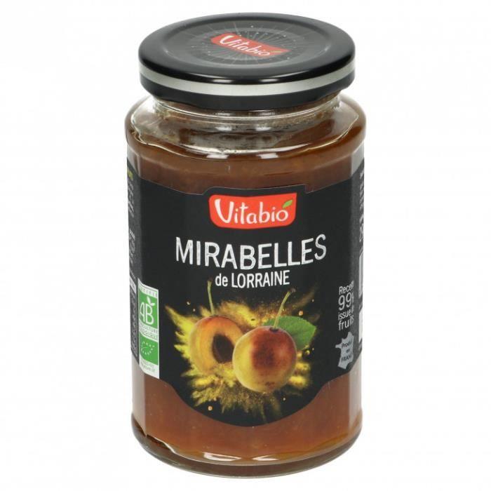 Vitabio - Délice purée mirabelle 290gr