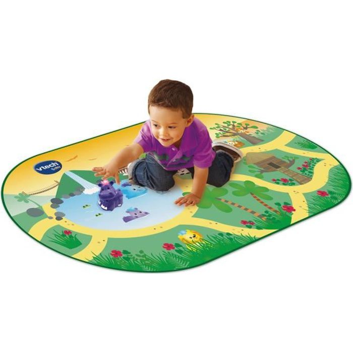 VTECH - TUT TUT ANIMO Super Tapis Safari