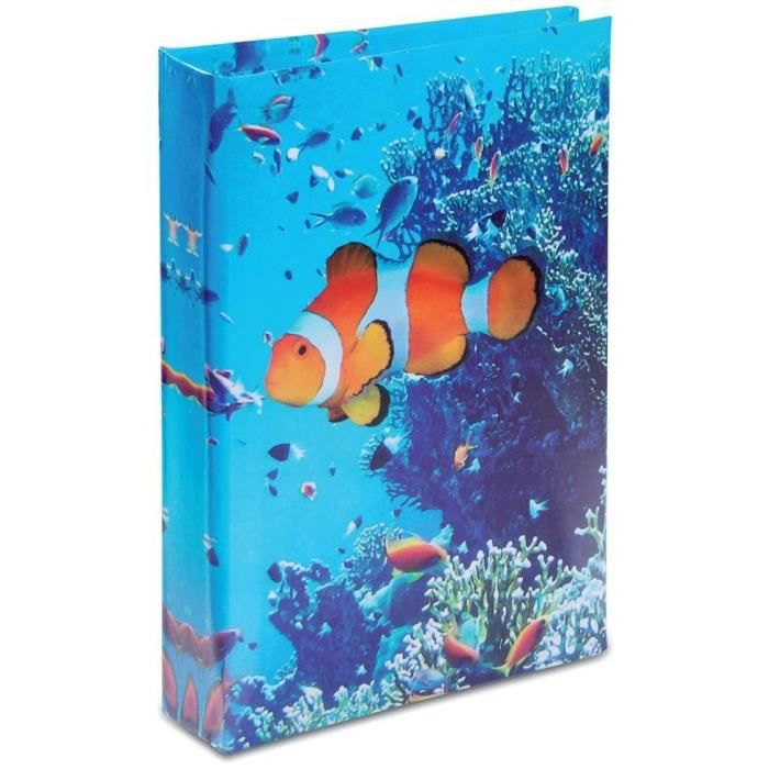 Journal intime poisson clown d cor mer achat vente for Poisson clown achat