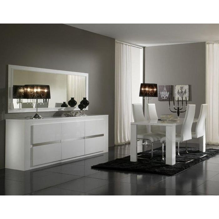 Bahut salle a manger design table de lit for Deco bahut