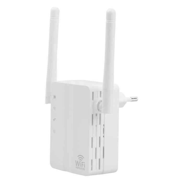 REPETEUR DE SIGNAL WD-R606U Répéteur WiFi 300 Mbps Extendeur Amplific