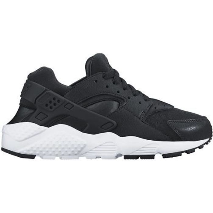 nike huarache run gs noir achat vente basket cdiscount. Black Bedroom Furniture Sets. Home Design Ideas